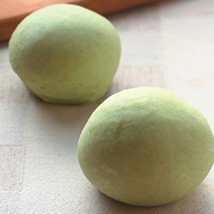 菠菜麵糰(1)
