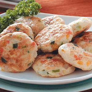 香煎魚餅(1)