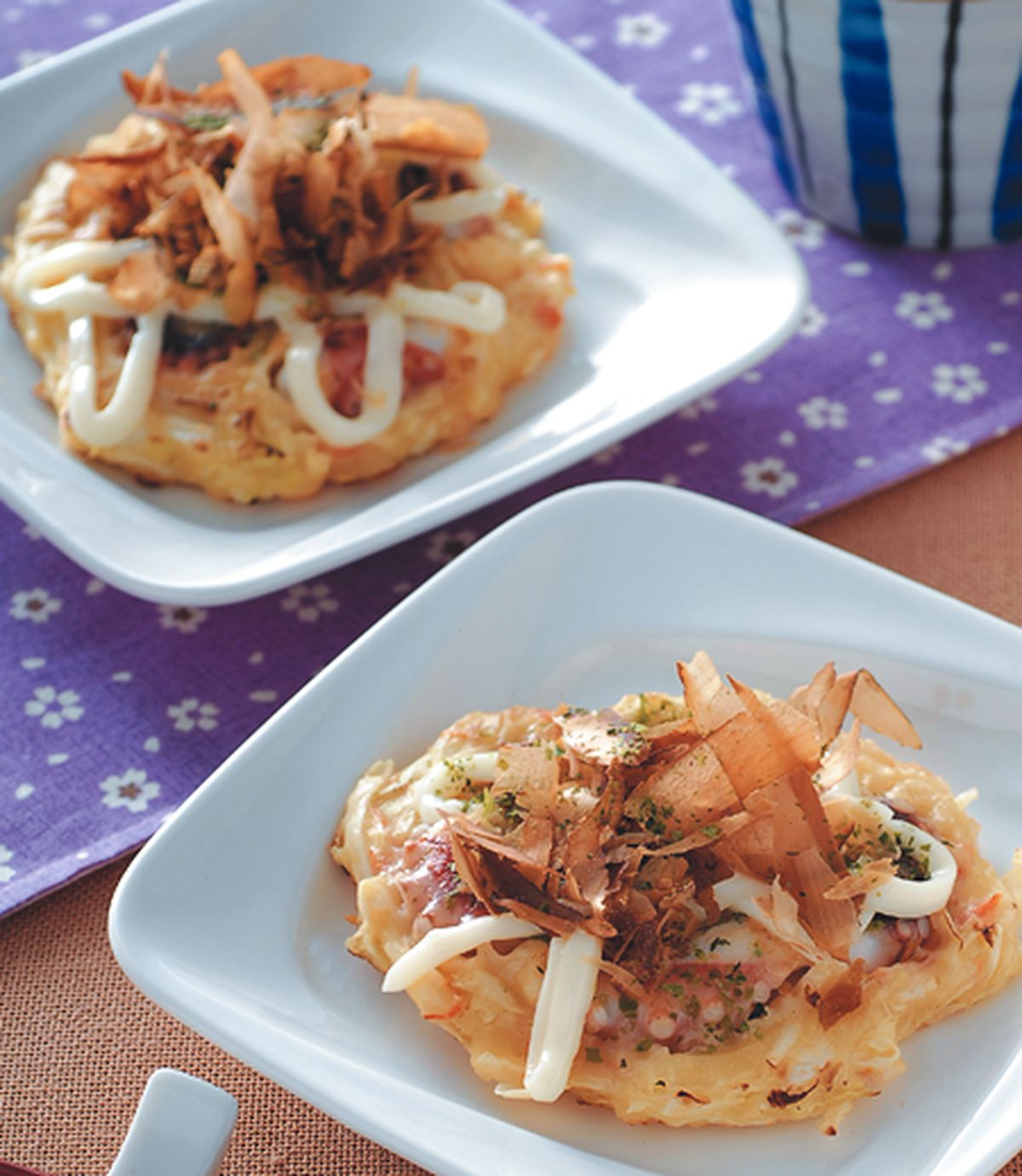 食譜:章魚燒煎餅