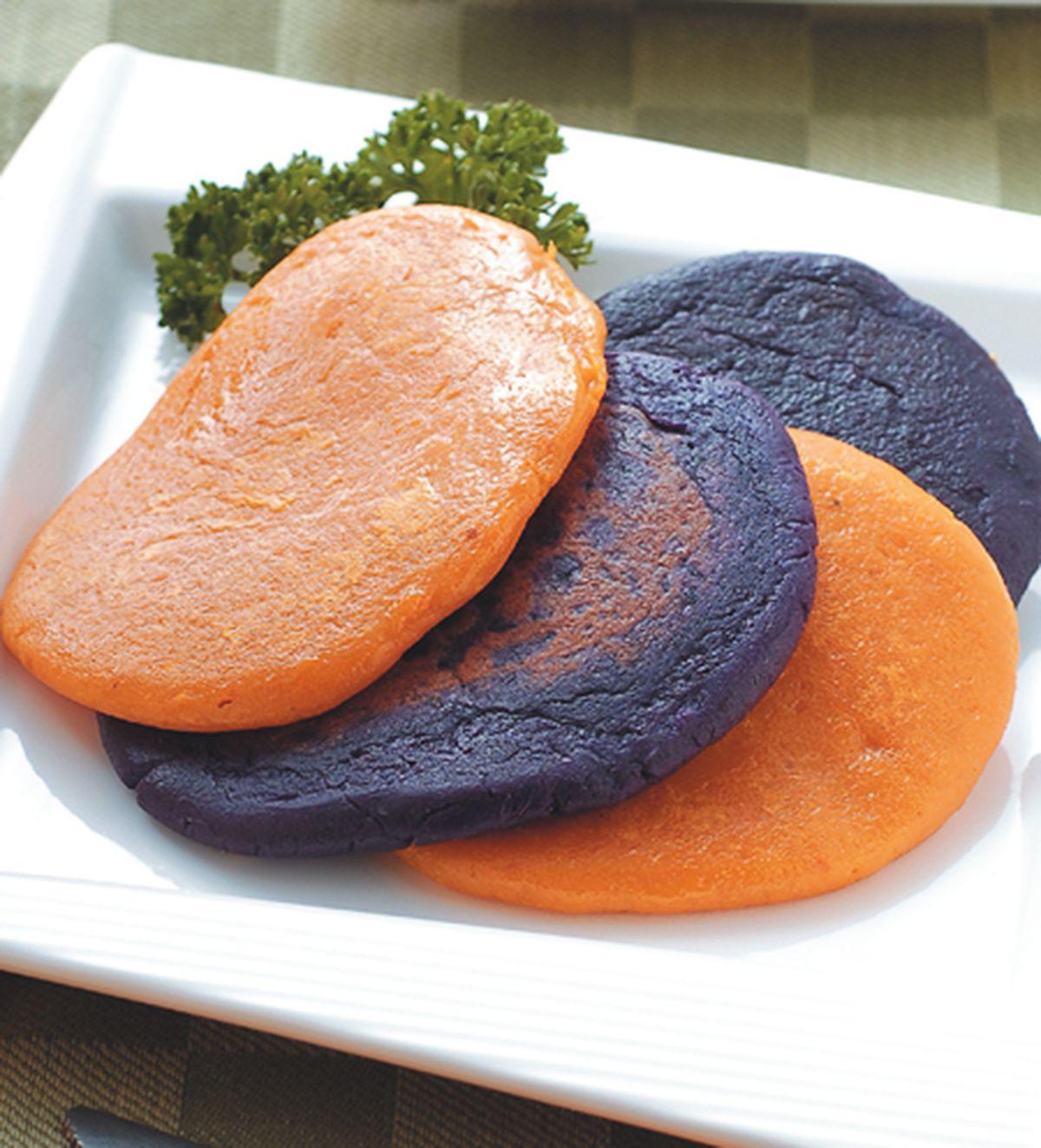 食譜:地瓜煎餅(1)