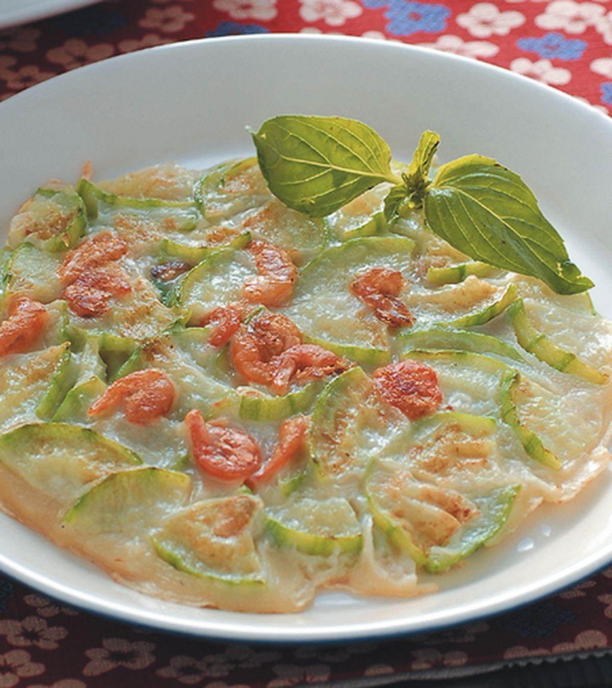 食譜:絲瓜煎餅