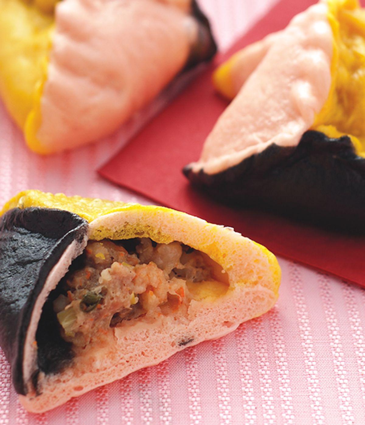 食譜:什錦海鮮包