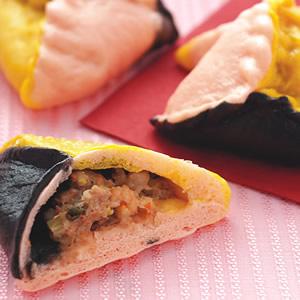 什錦海鮮包