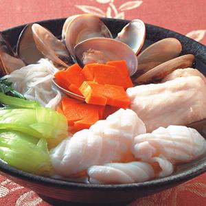 海鮮蚌米粉