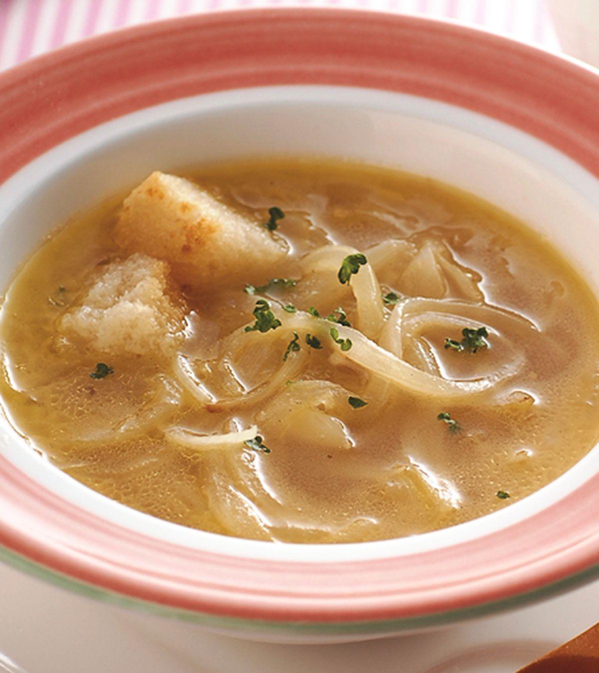 食譜:洋蔥湯(4)
