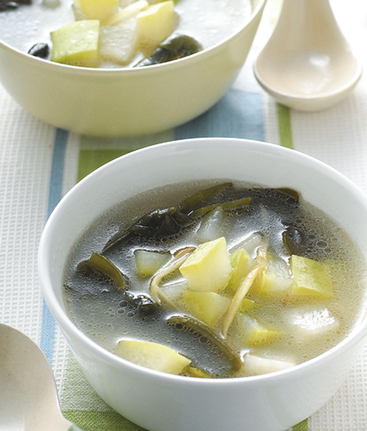 食譜:冬瓜海帶湯