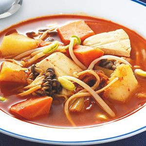 韓風辣味湯