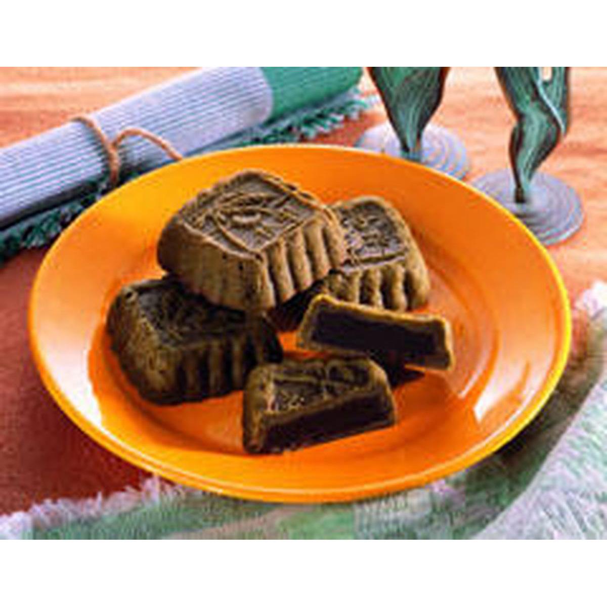 食譜:抹茶月餅