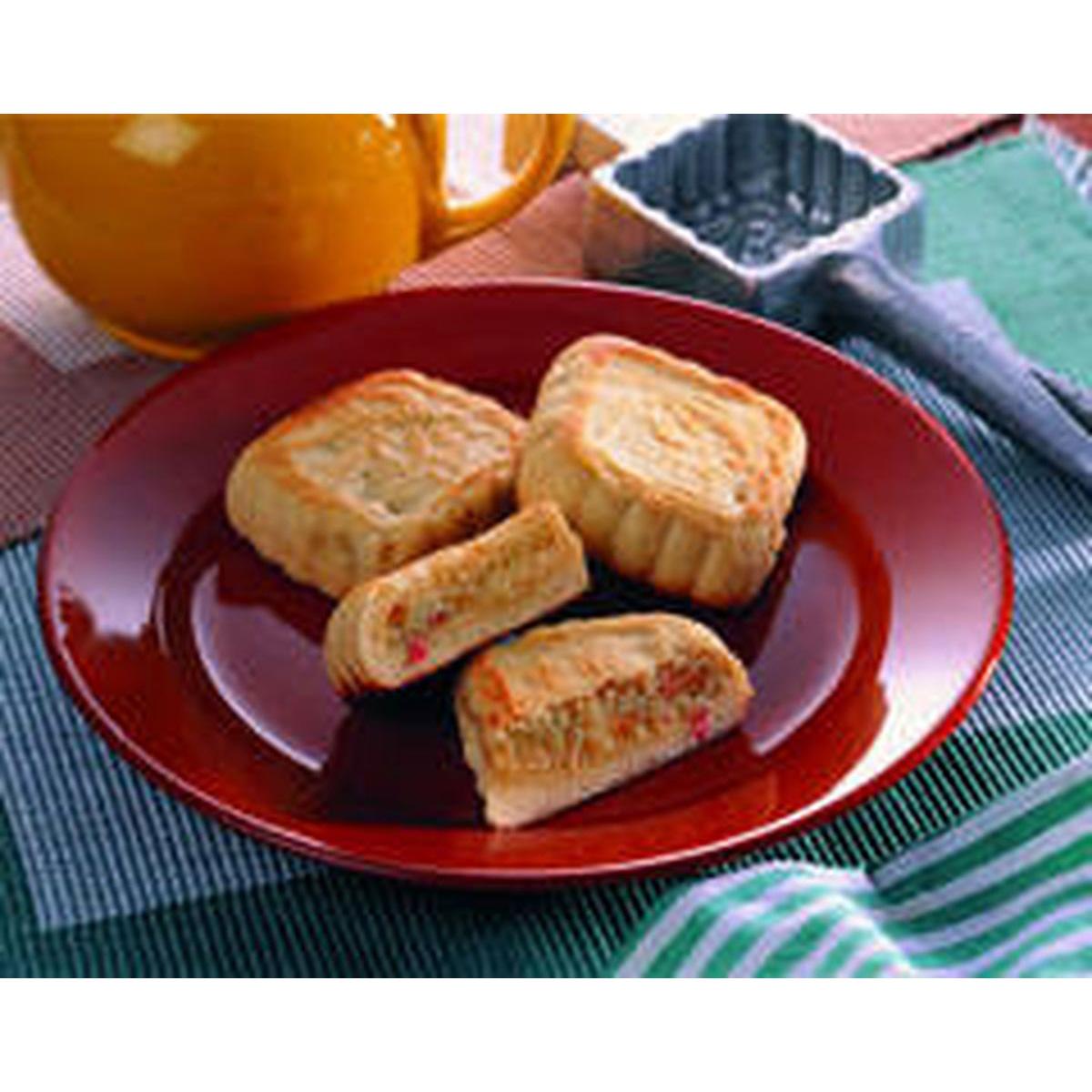 食譜:水果月餅