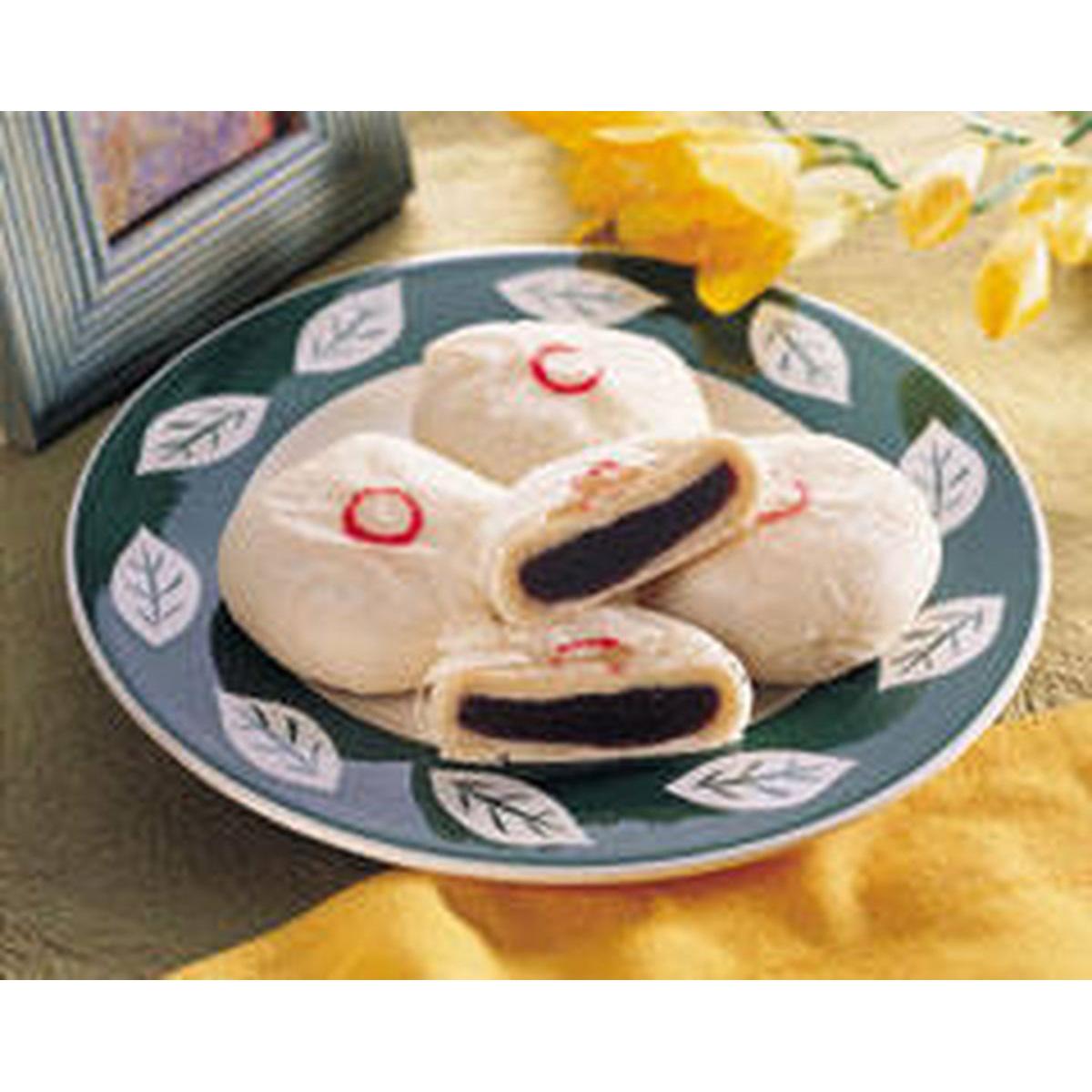 食譜:蘇式月餅