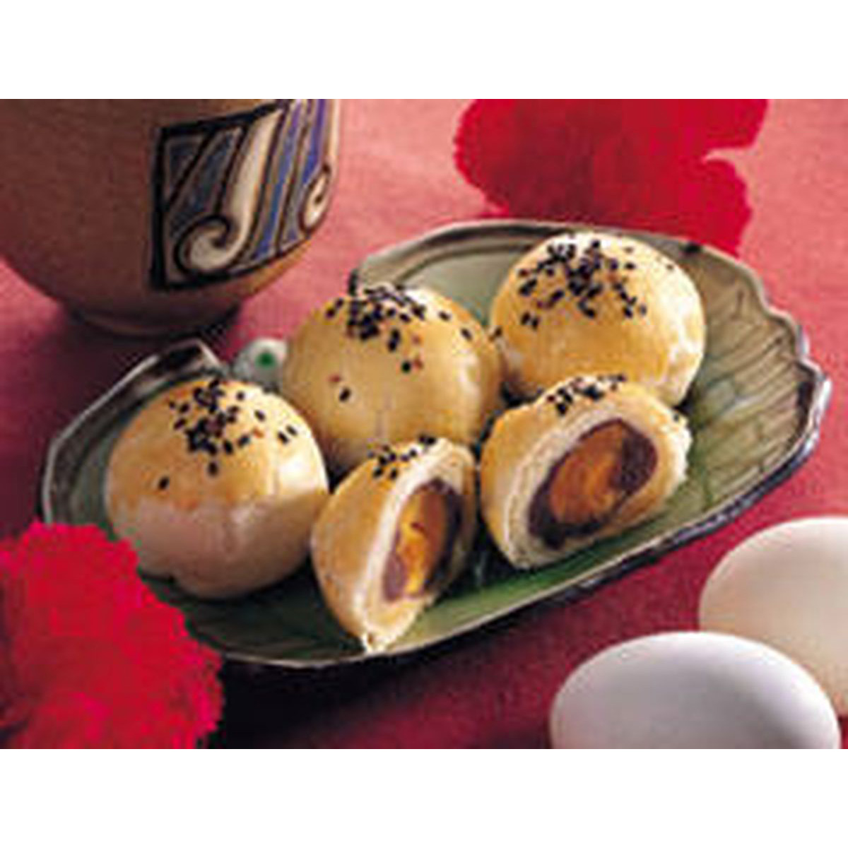 食譜:蛋黃酥(2)