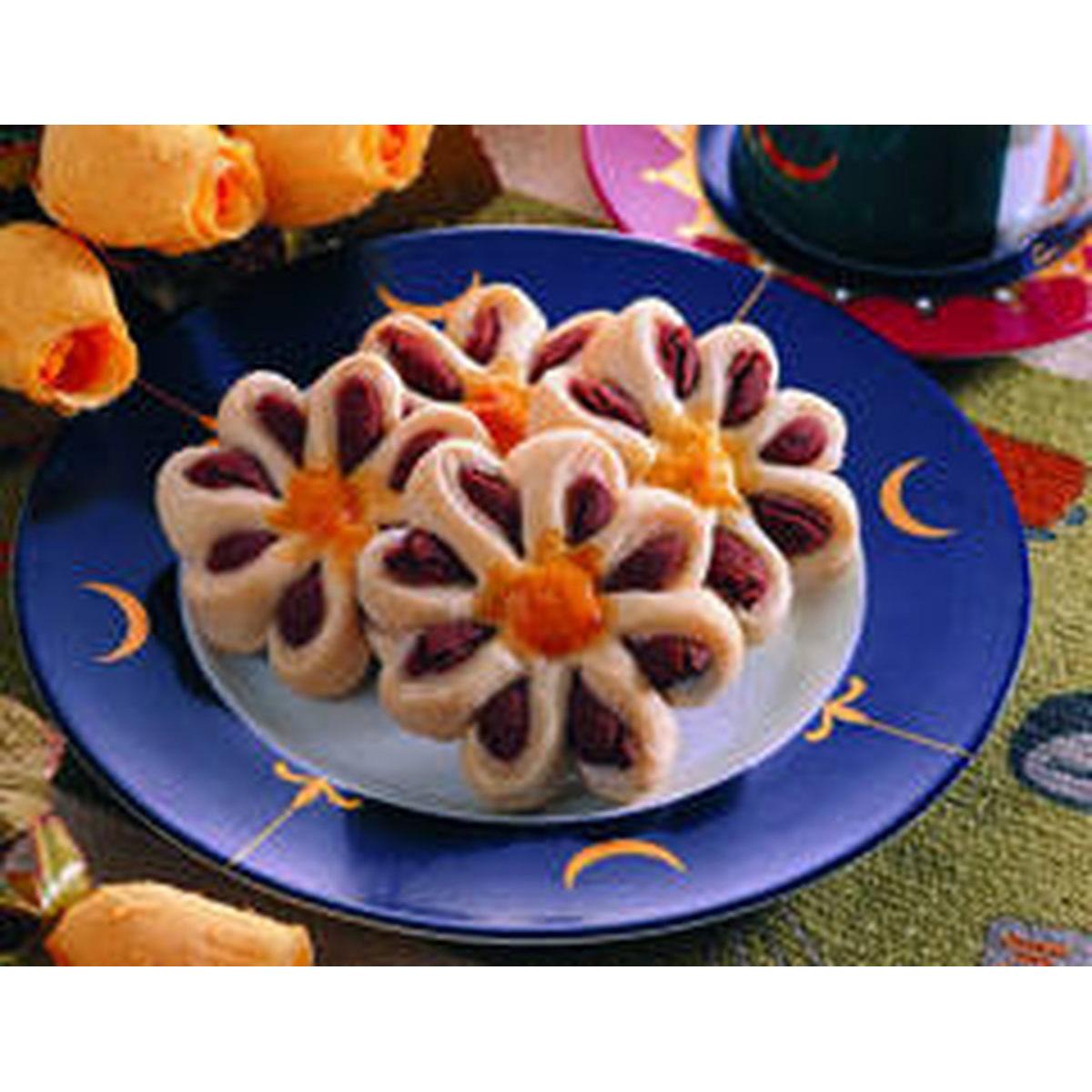 食譜:菊花酥餅