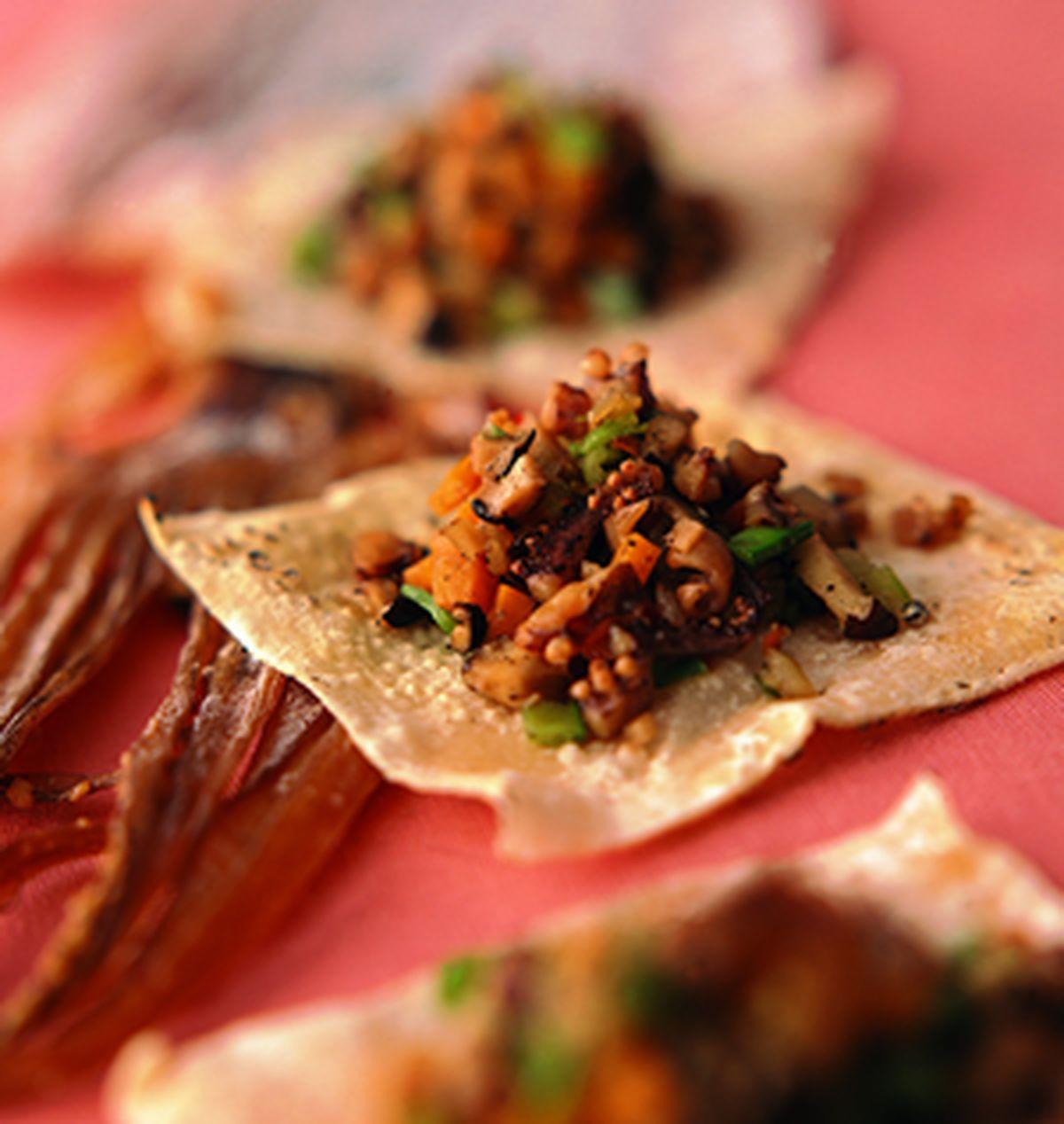 食譜:魷魚鴿鬆