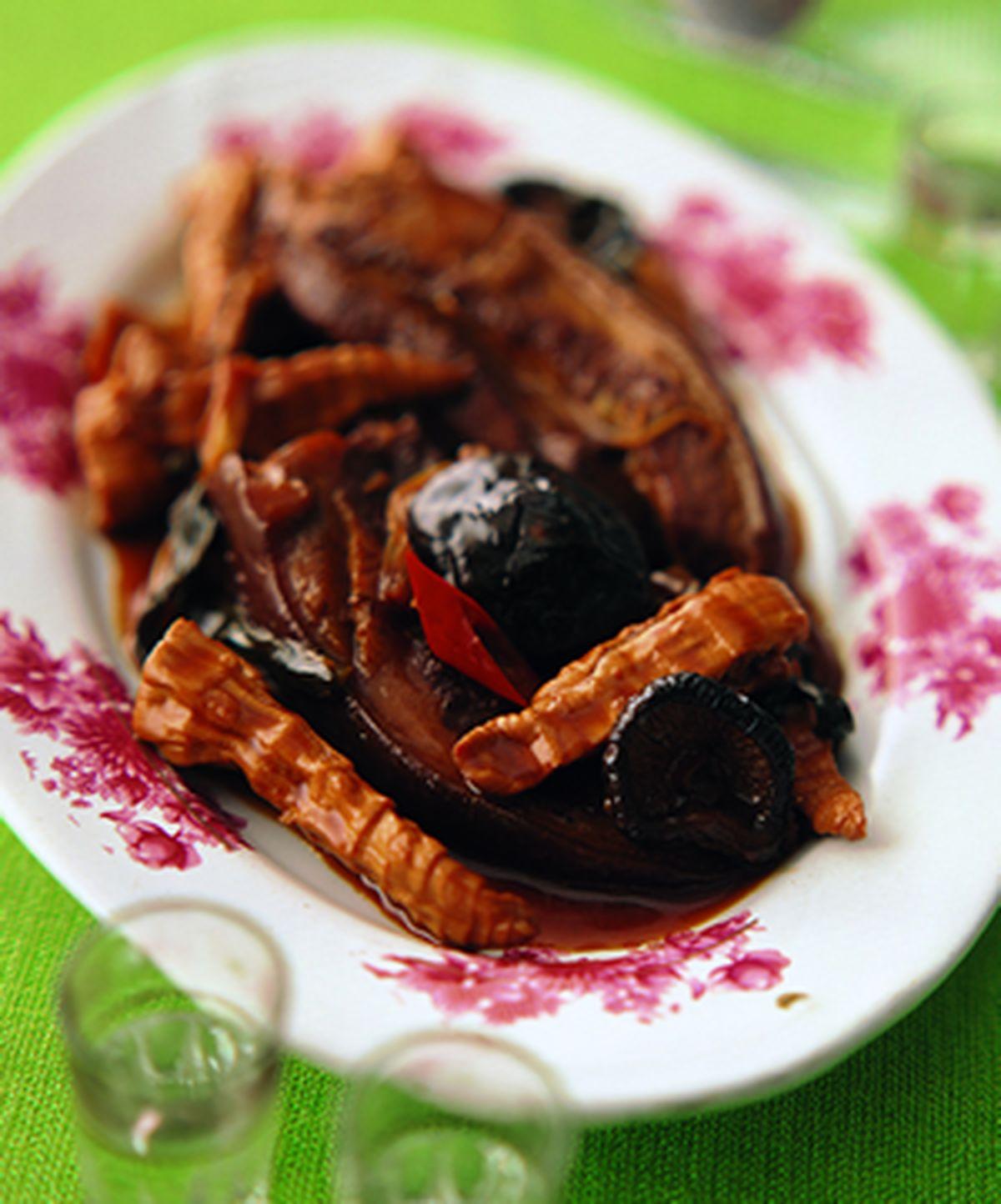 食譜:紅燒筍肉