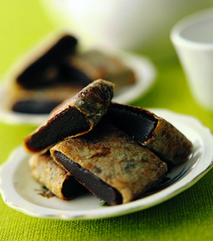 食譜:肉桂豆沙餅
