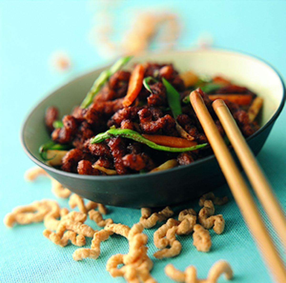 食譜:京醬肉絲