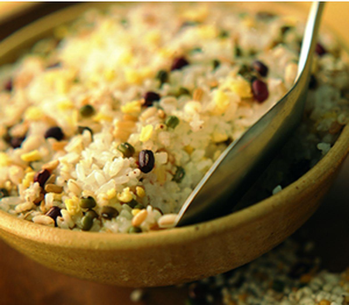 食譜:綜合米鍋