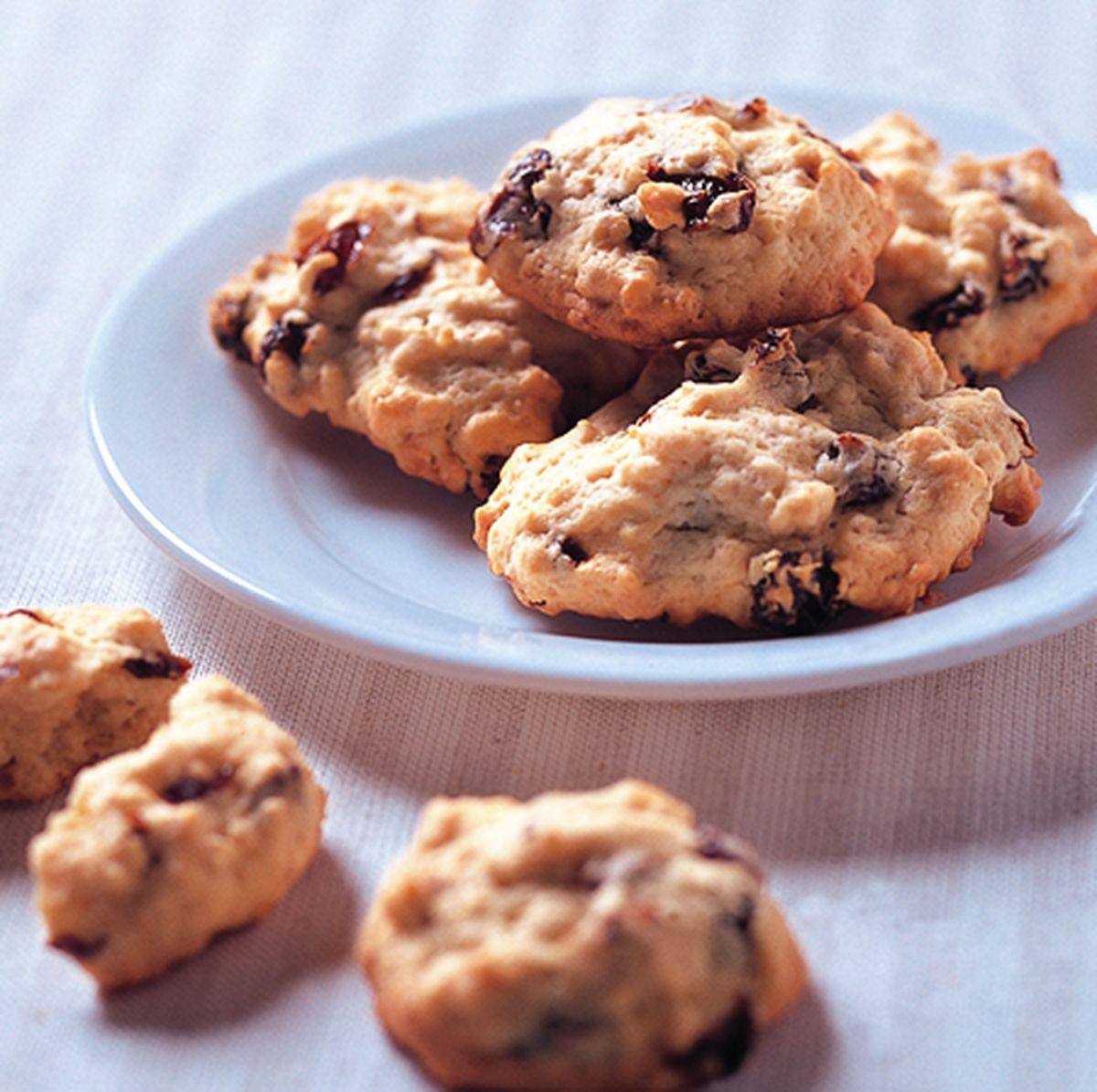 食譜:葡萄乾麥片餅乾