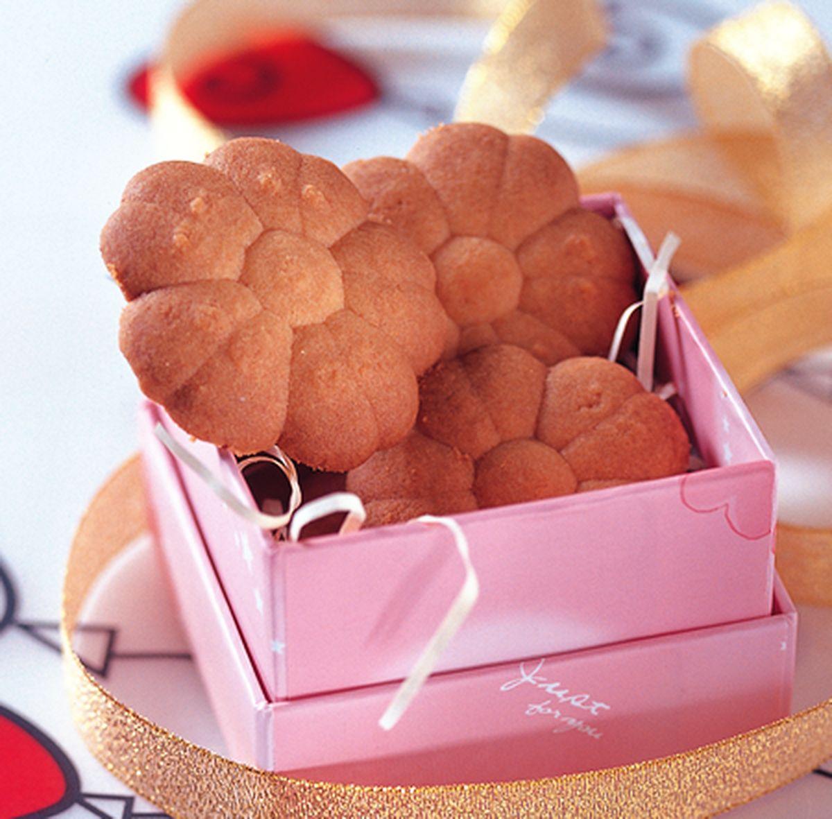 食譜:椰香餅乾