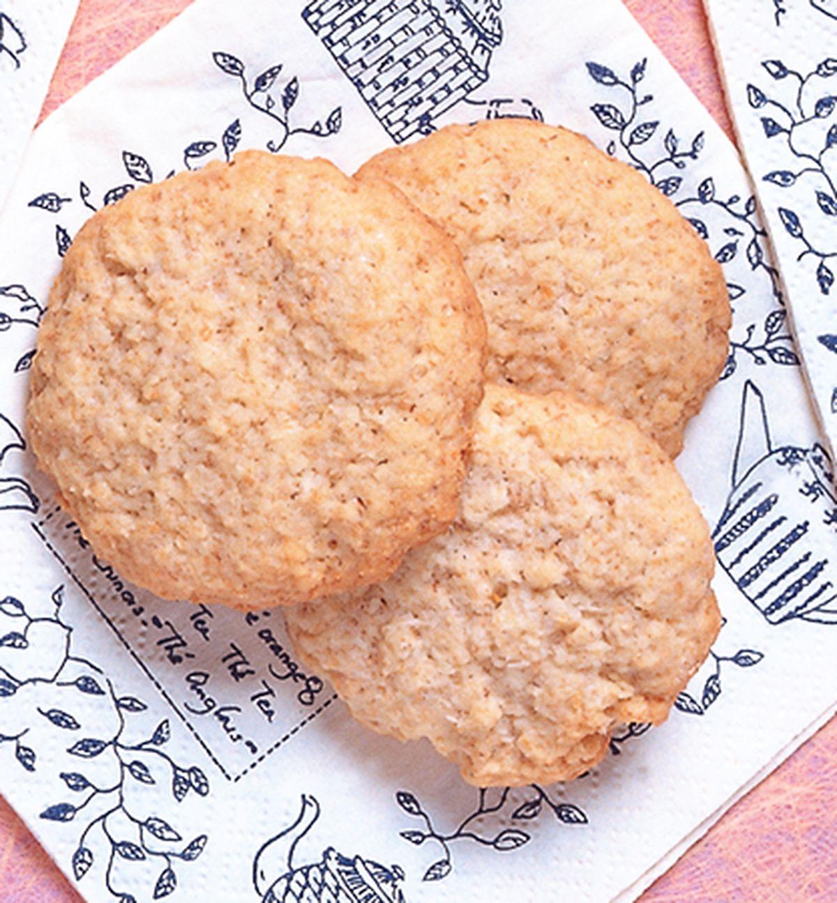食譜:椰子奶油脆餅