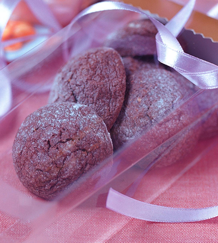 食譜:巧克力小圓餅