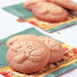 動物造型餅乾