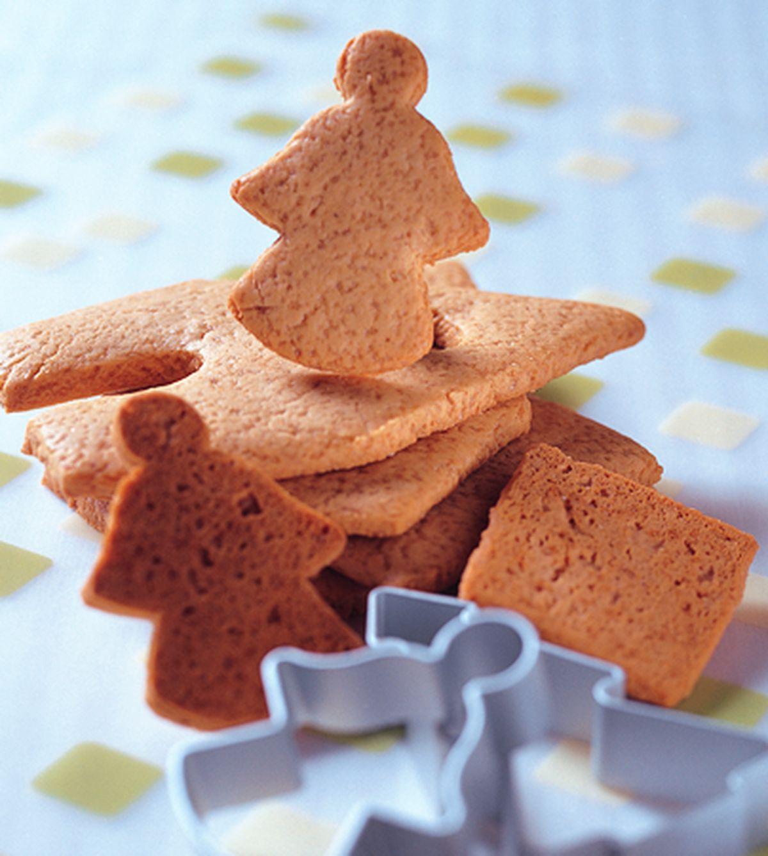食譜:聖誕薑餅