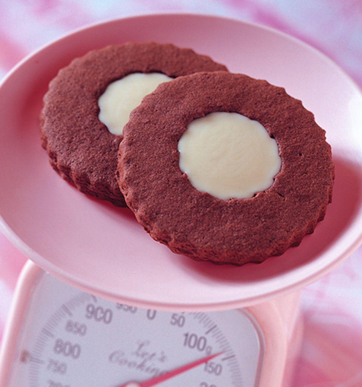 食譜:巧克力圈圈餅