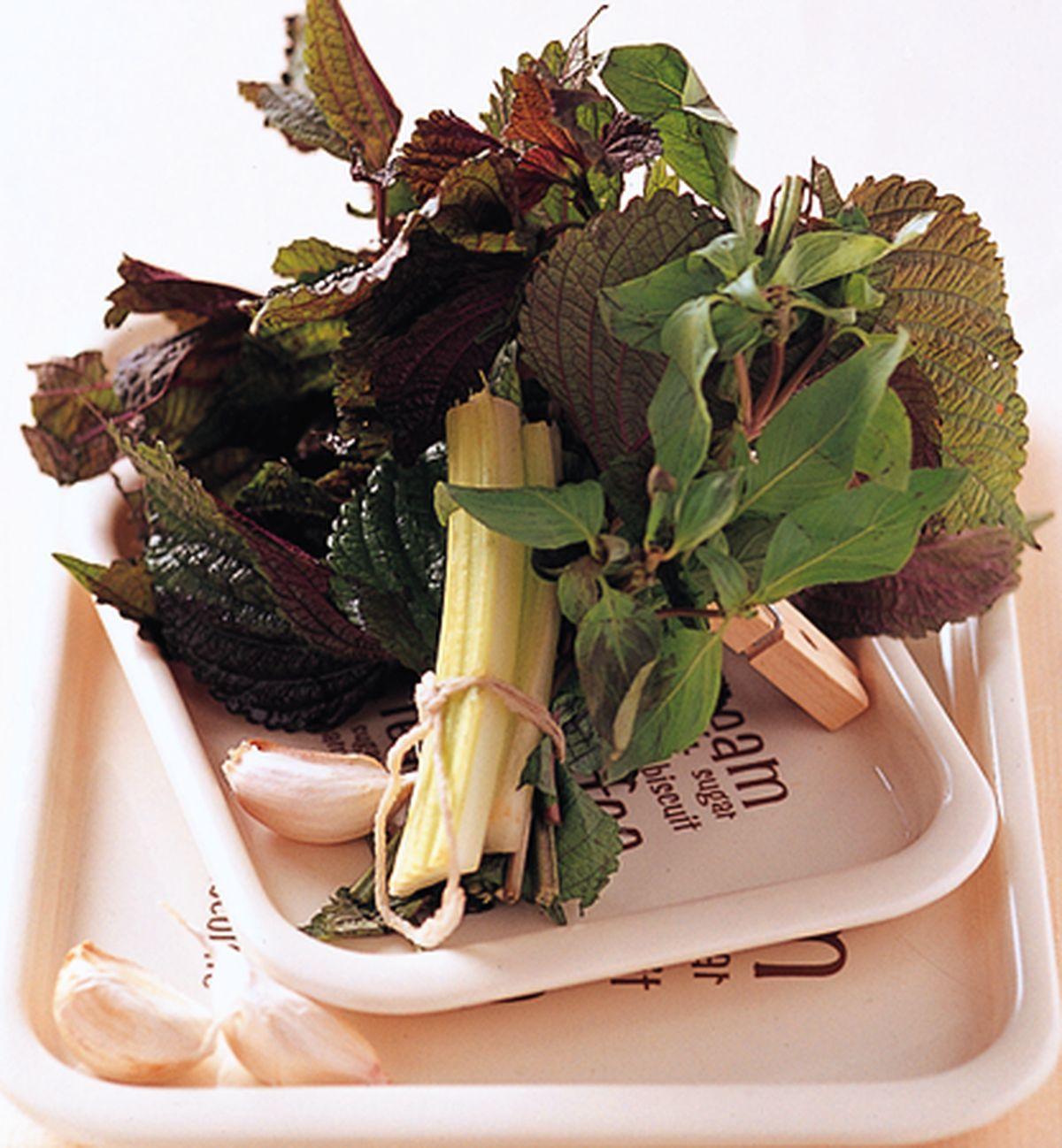 食譜:紫蘇清香滷包