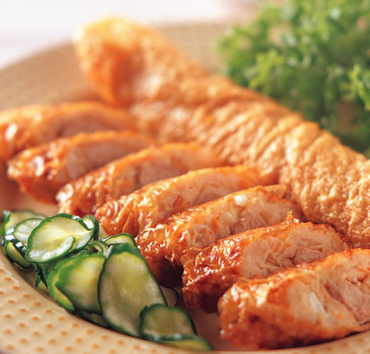 食譜:五香雞卷