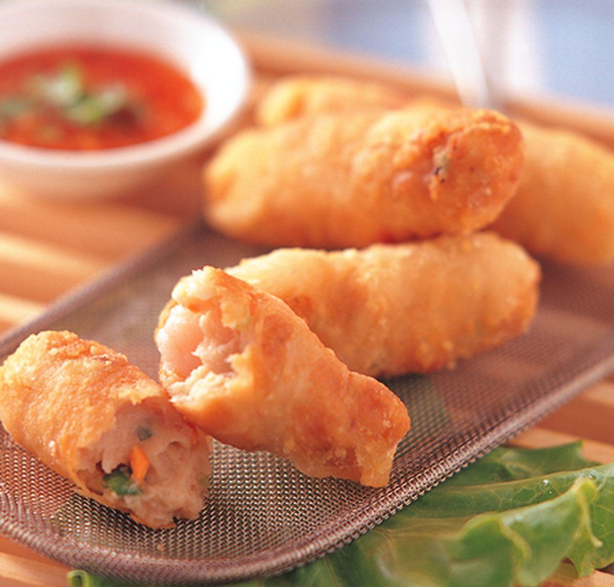 食譜:傳統蝦卷