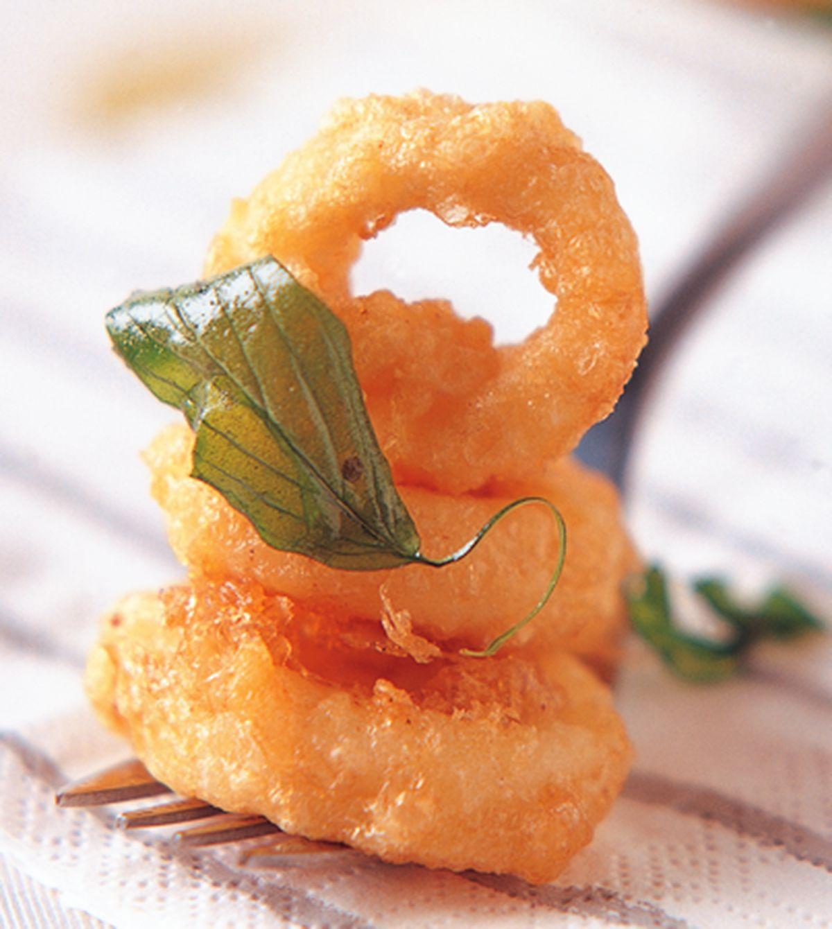 食譜:蛋香鮮魷