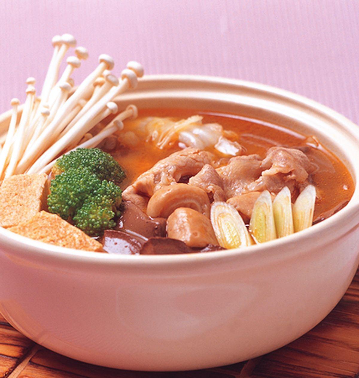 食譜:麻辣火鍋(1)