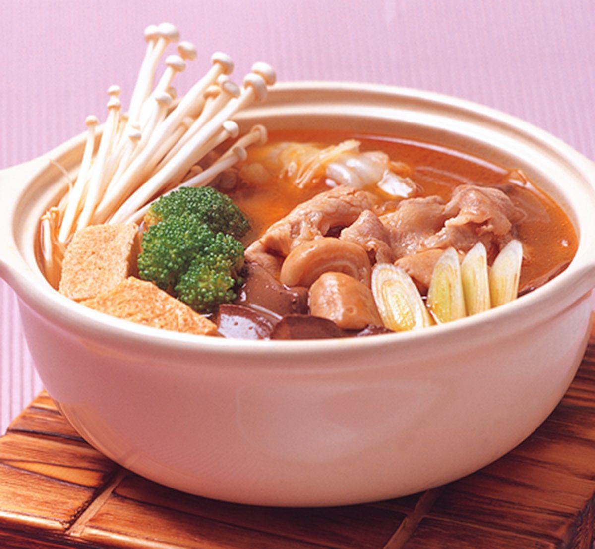食譜:涮涮鍋(1)