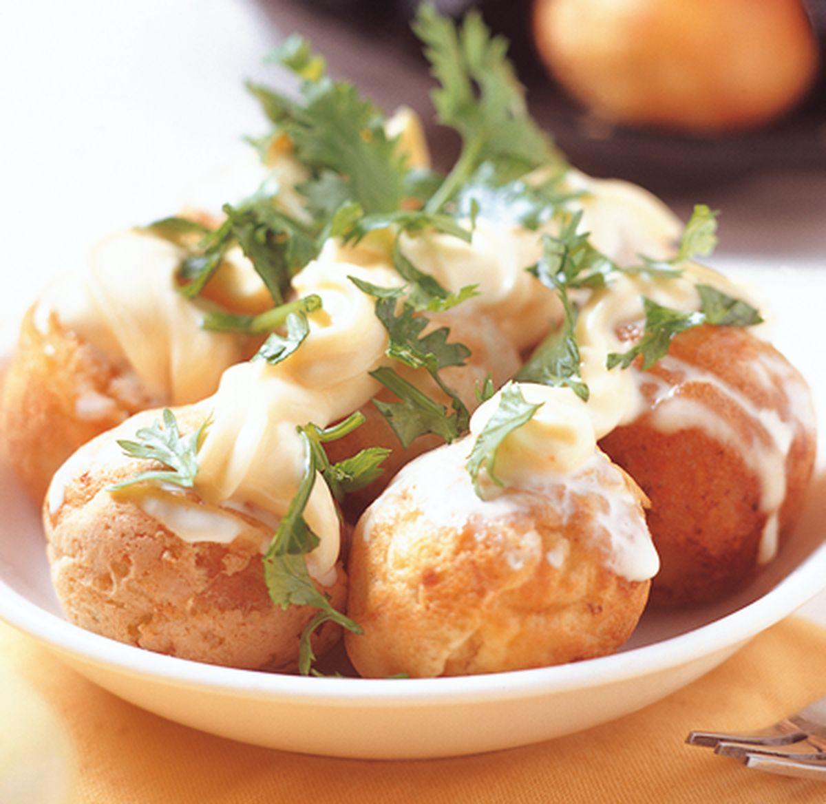 食譜:優格口味章魚燒