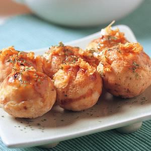 香蒜海苔章魚燒