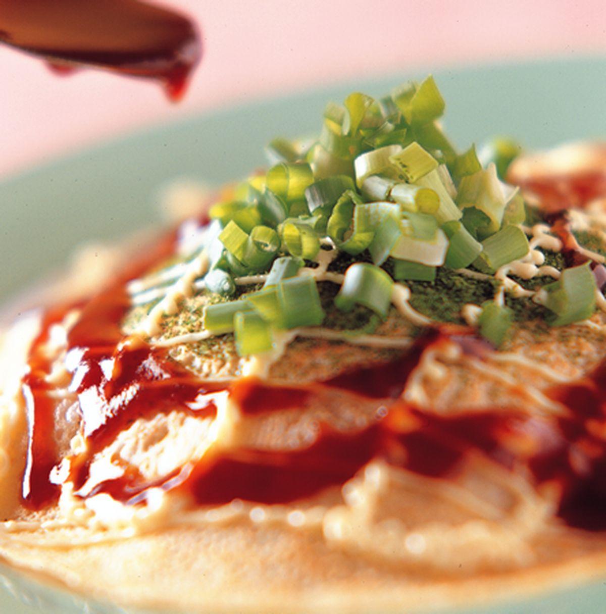 食譜:牡蠣風味煎餅