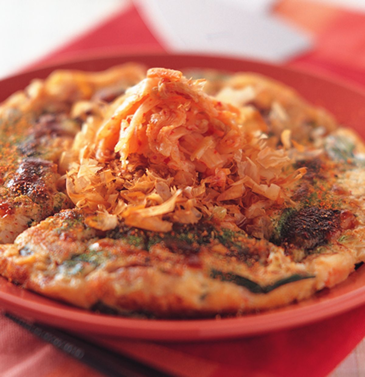 食譜:韓式泡菜風味燒