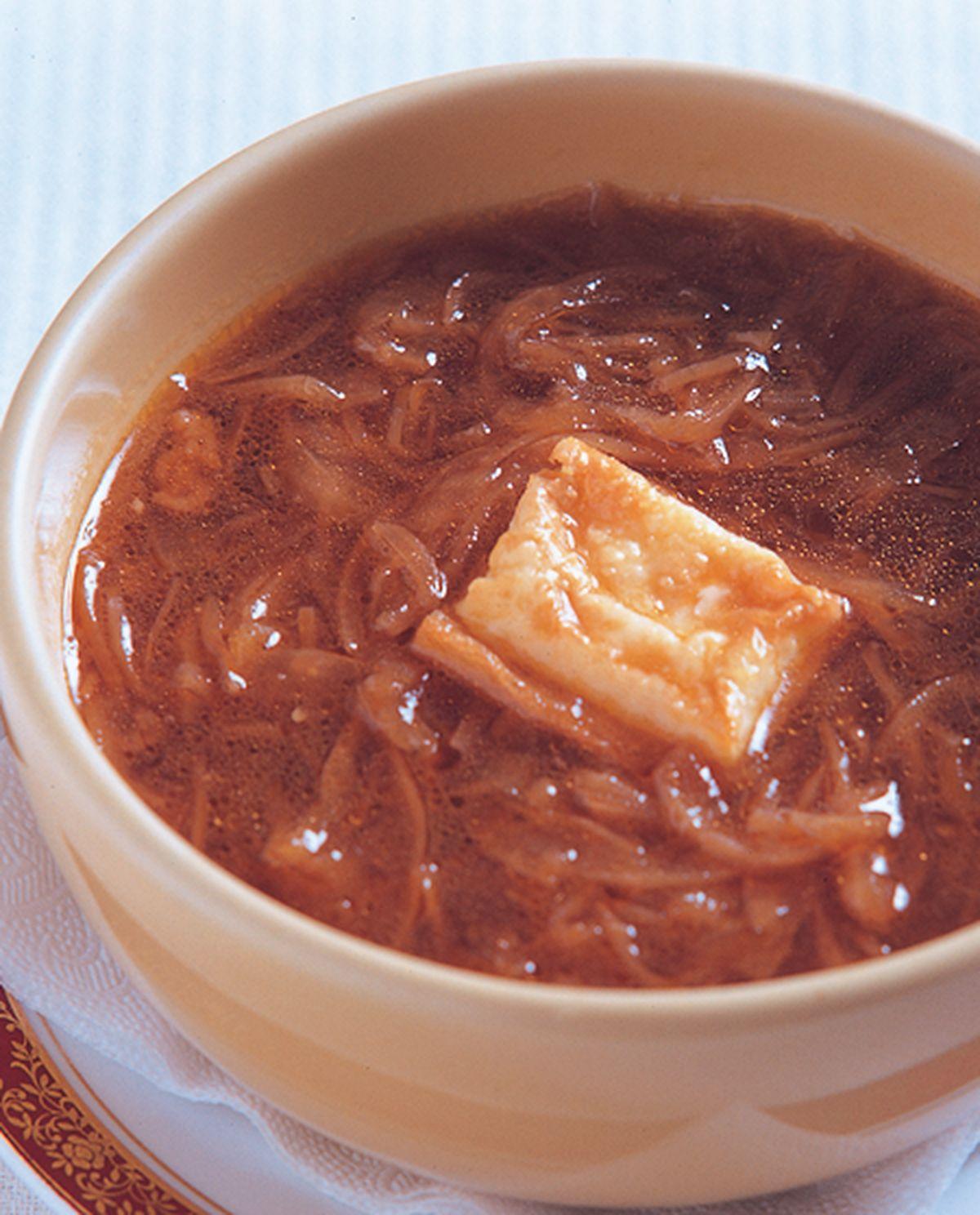 食譜:洋蔥湯(5)