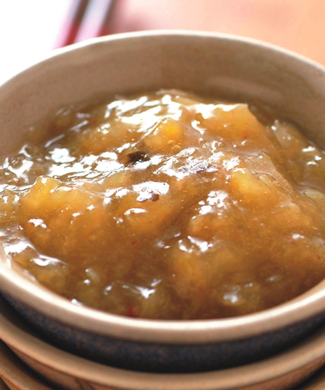 食譜:梅漬醬