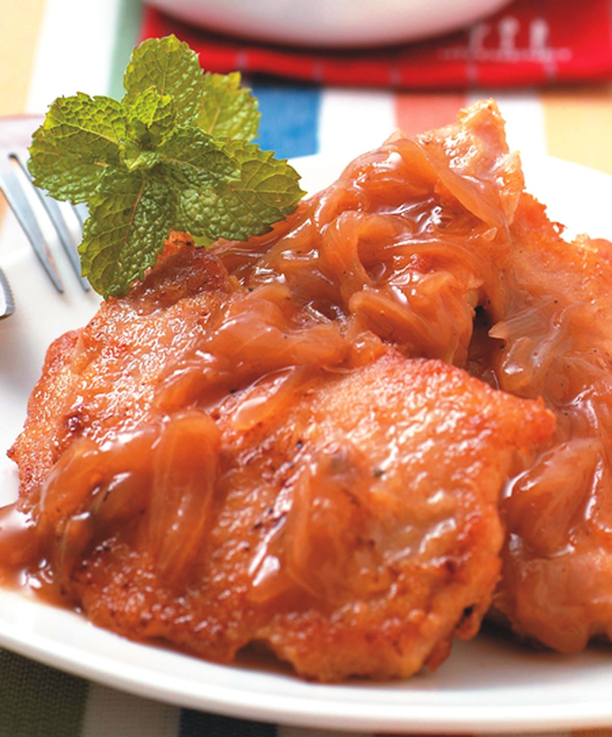 食譜:煎豬扒