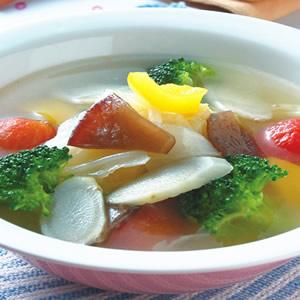 精力蔬菜湯