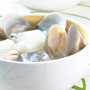 冬瓜薏仁海帶湯