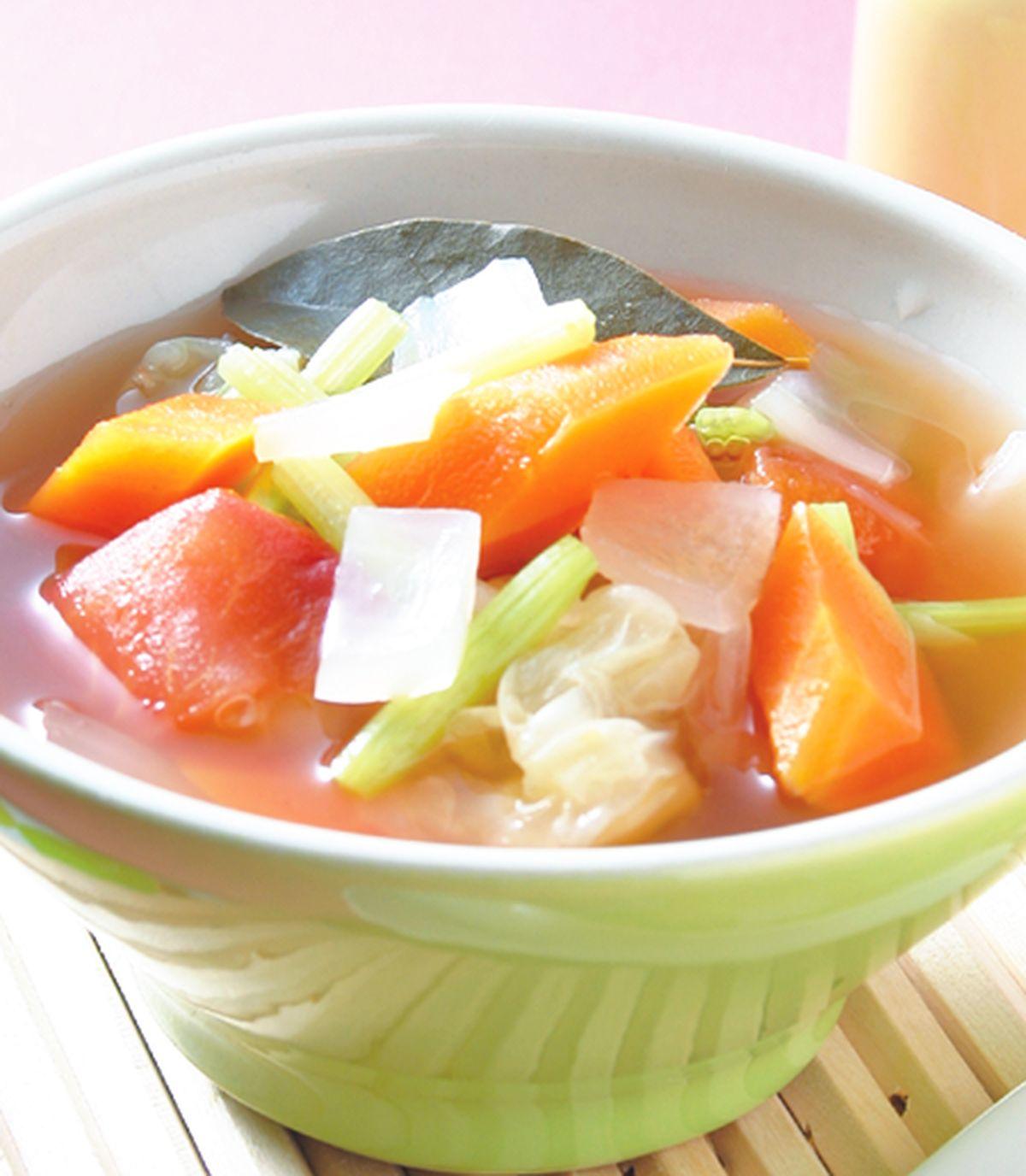 食譜:羅宋月桂湯