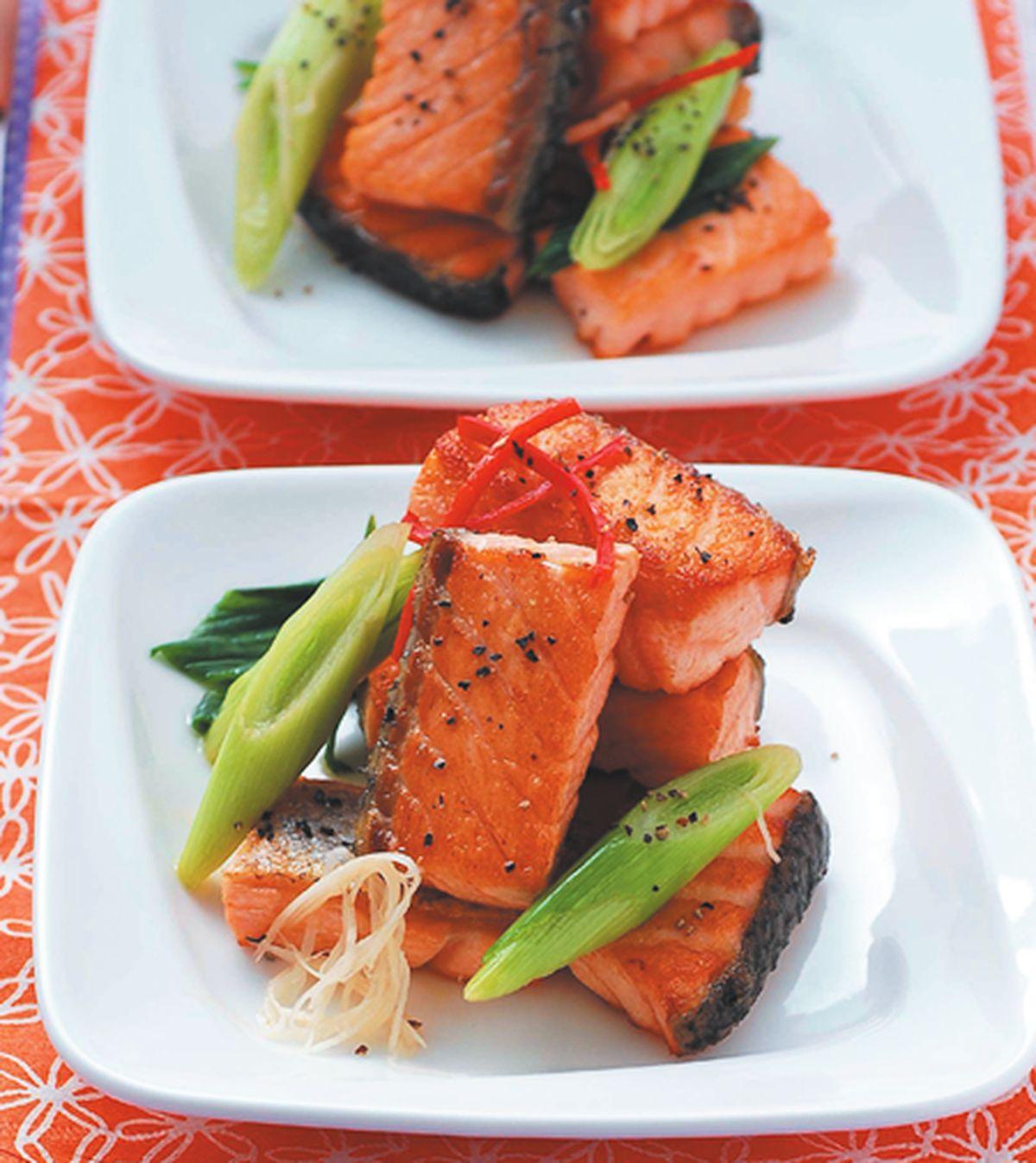 食譜:深鮭獨享