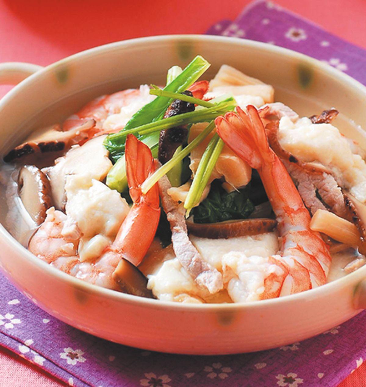 食譜:香根嫩腐