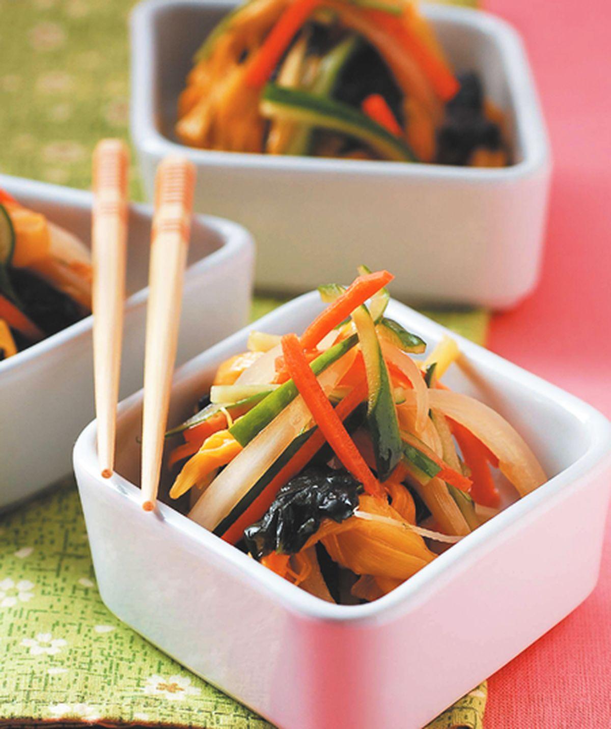 食譜:五味芽菜