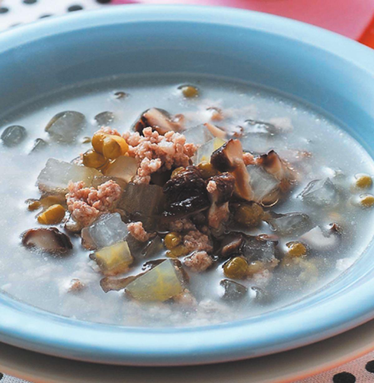 食譜:香菇茸粥