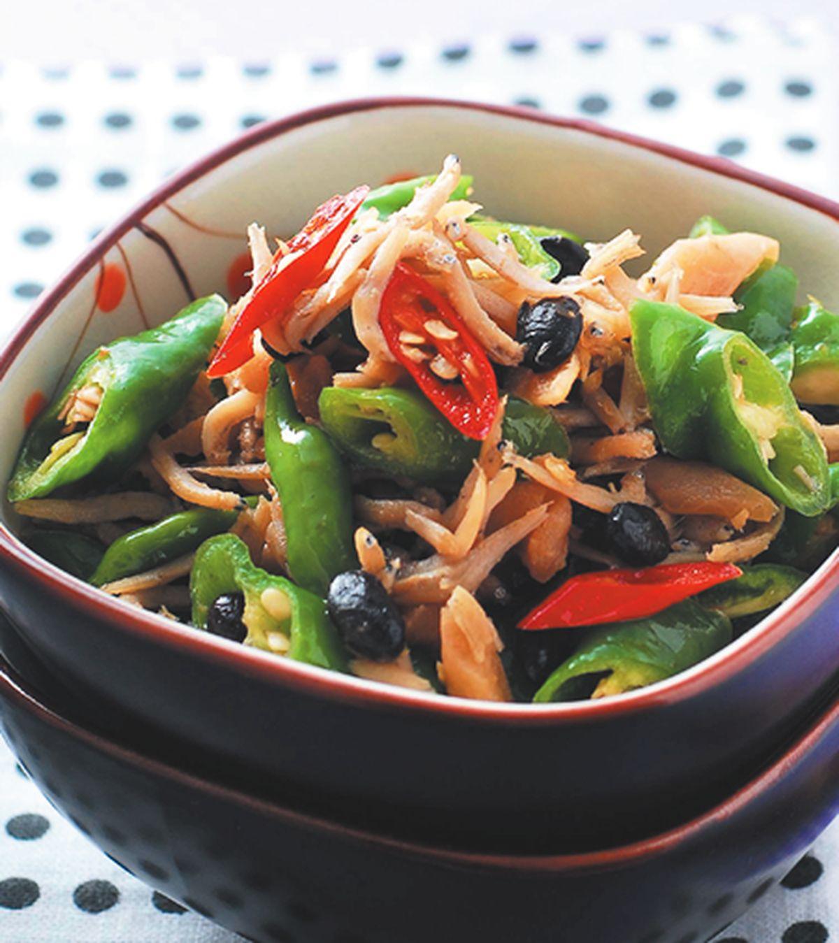 食譜:消脂糯米椒