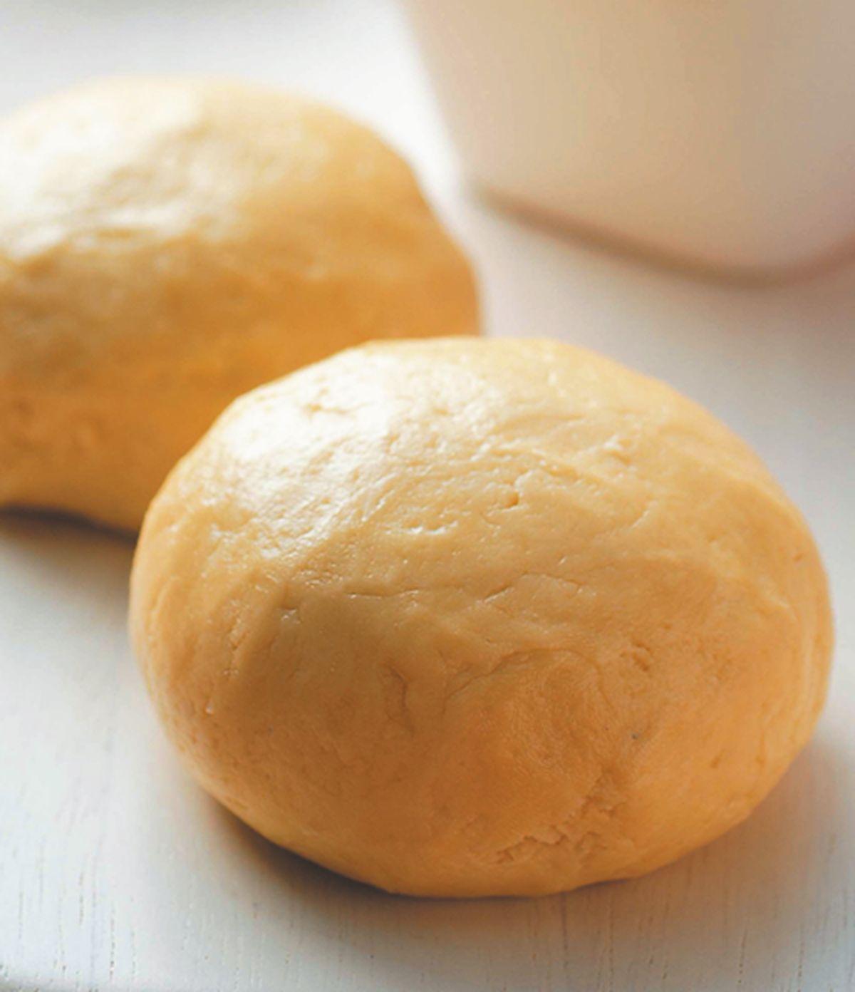 食譜:酥鬆性小西餅基礎麵糰